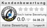 Kundenbewertungen für Onlineshop Dreherei und Fräserei Becker