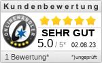 Kundenbewertungen für Outdoorartikel24.de