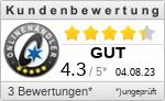 Kundenbewertungen für Happy-Dampf.de