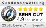 Kundenbewertungen für Reifendiscount.de