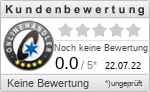 Kundenbewertungen für Terrassenueberdachung-Bau.de