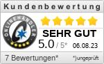 Kundenbewertungen für Thurner Sicherheitstechnik Onlineshop