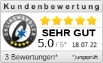 Kundenbewertungen für DJ-shopping.de