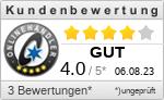Kundenbewertungen für maxxcount.de GmbH & Co. KG