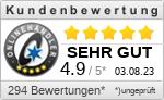 Kundenbewertungen für Shisha24.de