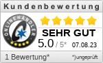 Kundenbewertungen für edelstahlonline24.de