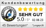 Kundenbewertungen für jerkyshop.de