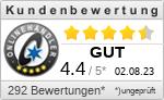 Kundenbewertungen für Pneudiscount.ch